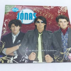Jonas Brothers 2010 calendar. Collector item